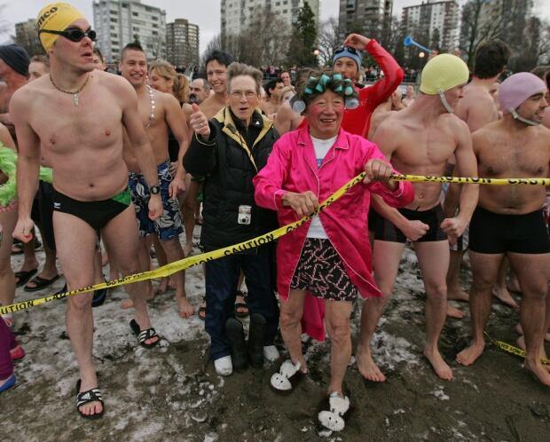 Polar Bear Swim 20090101