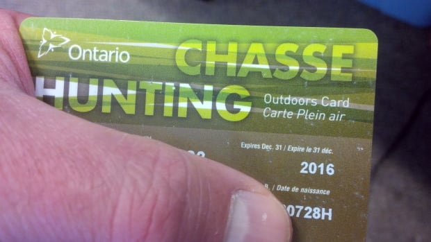 Brmb blog the wild turkeys of southern ontario for Ontario non resident fishing license