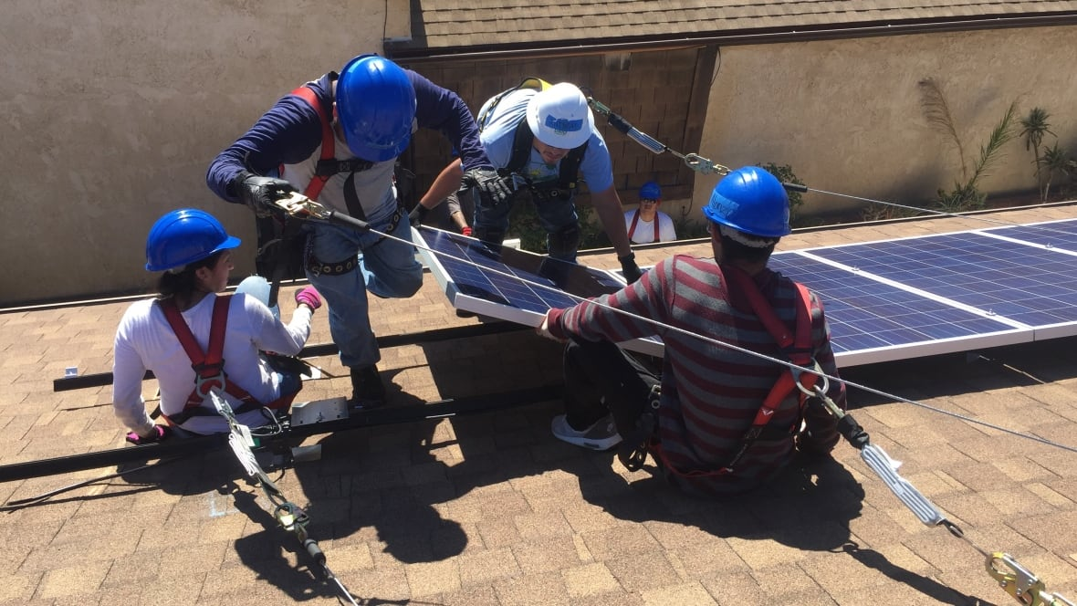 Low Income Families Join Solar Revolution With Help Of