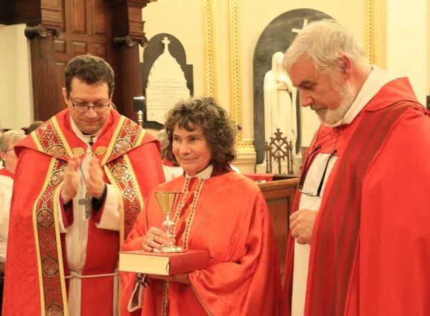 Cynthia Patterson ordination