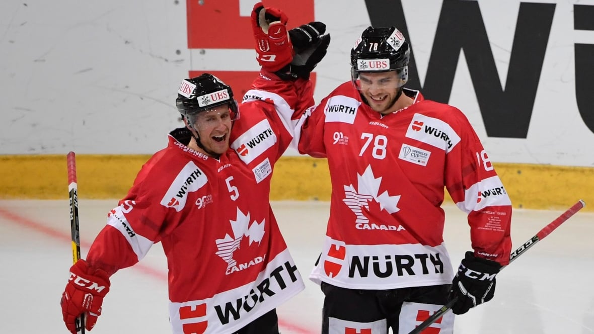 Canada-spengler-cup-icehockey