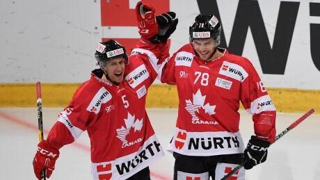 Canada Spengler Cup Icehockey