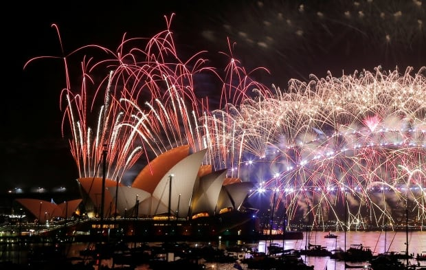 NEW-YEAR/AUSTRALIA