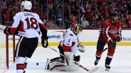 Capitals Come From Behind As Sens Rue Missed Chances (video)