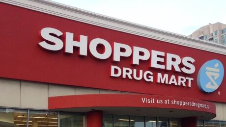 Toronto Shoppers Drug Mart crash
