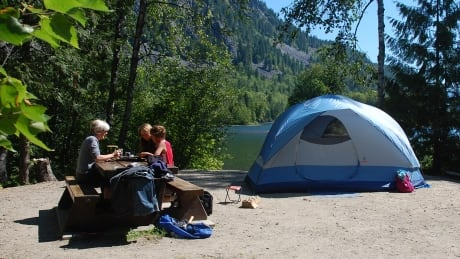 In tents expansion: B.C. adds 600 campsites to provincial parks, recreation sites
