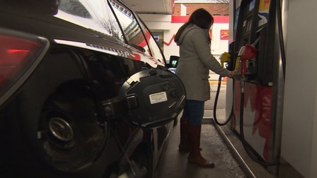 Ontario's new cap-and-trade plan is driving up gas prices for Ontario motorists. One expert said gas prices could go as high as $1.20 per litre in 2017.