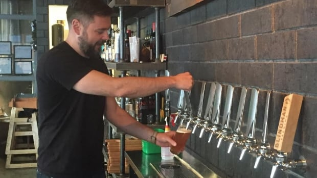 Situation Brewing owner Wayne Sheridan notices a steady increase in the number of  Edmontonians wanting craft beer.