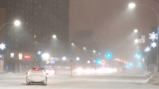 Another big snowfall expected to hit Saskatoon