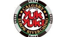 Yuk Yuk's Calgary logo