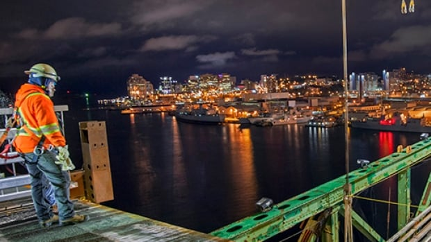 Nighttime closures will continue on Halifax's Macdonald Bridge into the fall to complete a number of miscellaneous tasks.