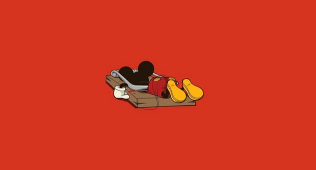 Mickey's Mousetrap