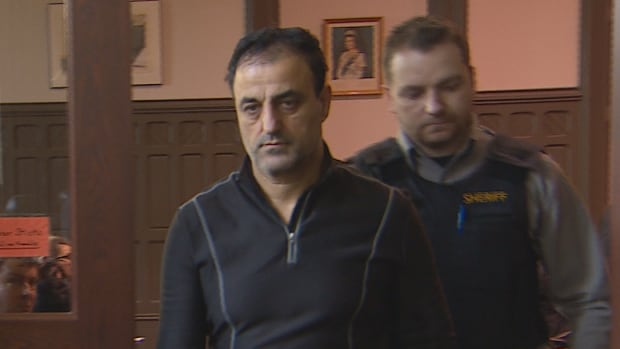 Maroun Diab appeared in court Tuesday.