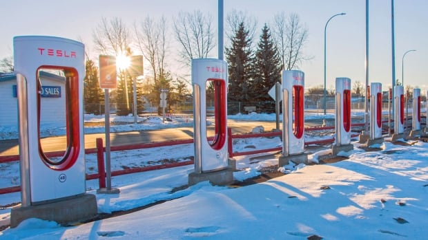 Electric Charging Station Montreal Island