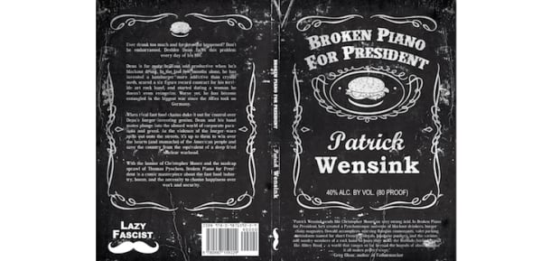 Patrick Wensick
