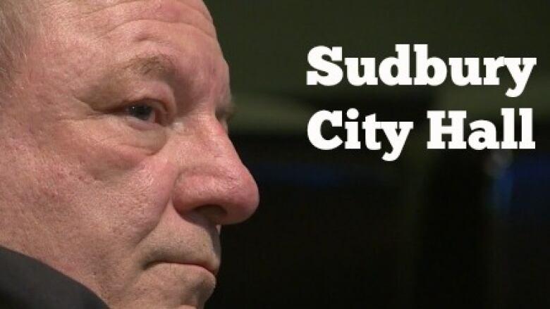 Sudbury City Hall button