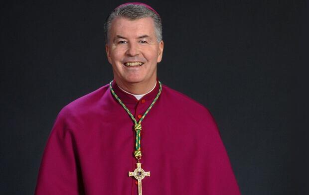 Bishop William McGrattan