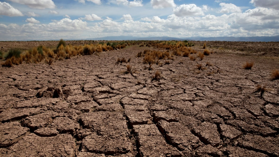Record drought in Bolivia drains lakes, threatens capital ...