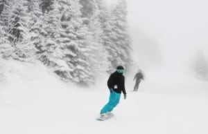 mont orford snowboard