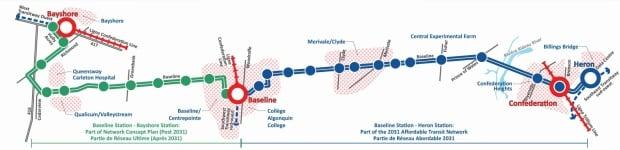 Baseline Road Rapid Transit Corridor