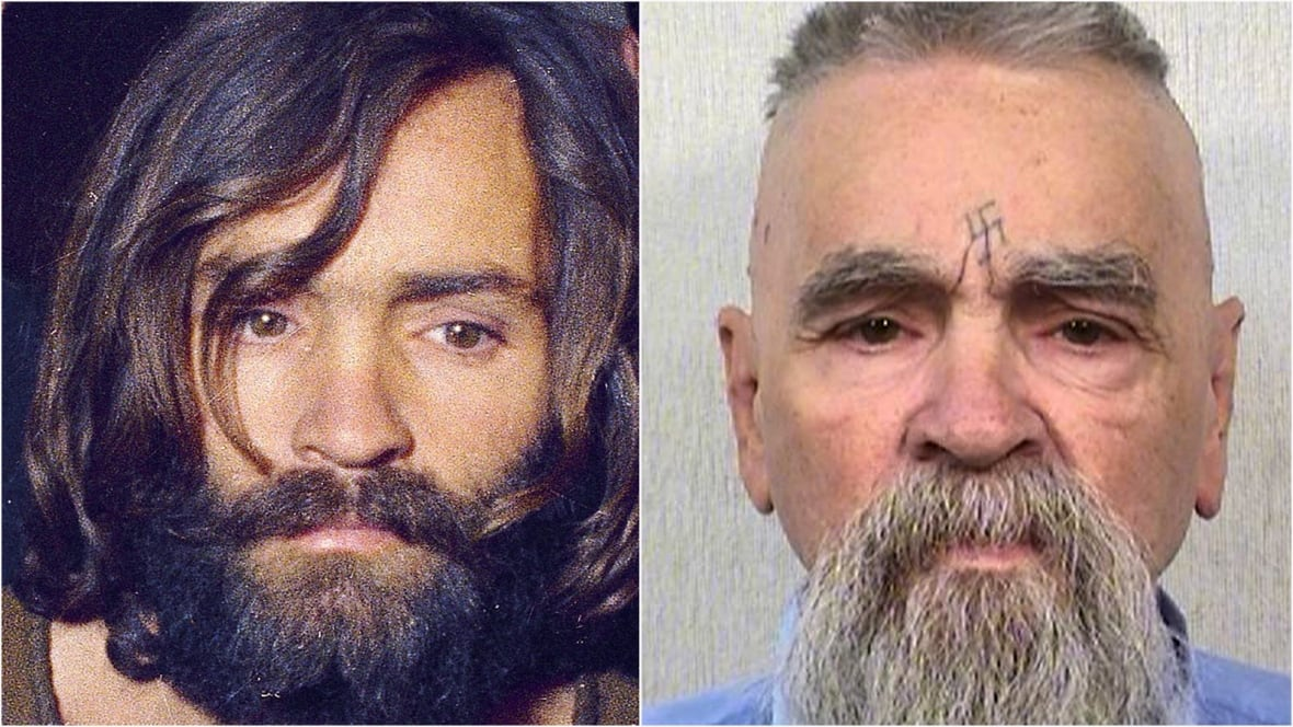 Hippie cult leader Charles Manson dead at 83