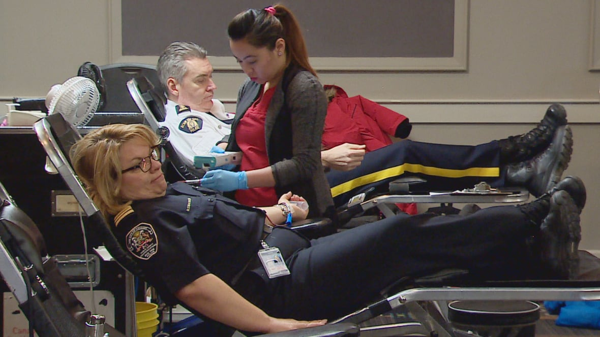 More women needed to donate as Canadian Blood Services ...