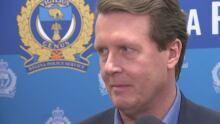 Regina mayor michael fougere police board