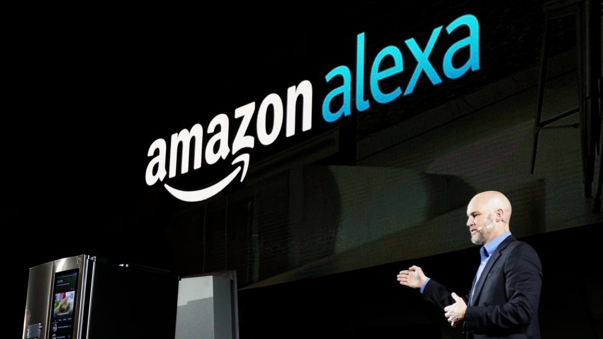 Why everyone's talking to Amazon's virtual assistant Alexa