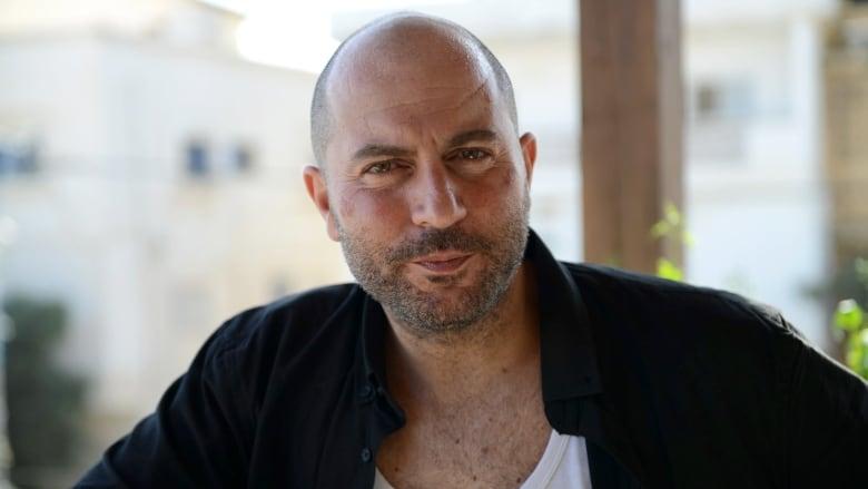 Fauda' co-creator and star, Lior Raz, brings the Israeli-Palestinian