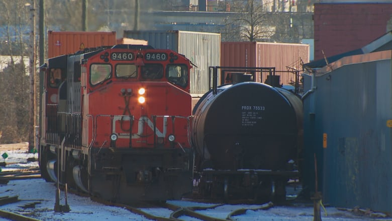 Vancouver considering options to bypass CN crossings now