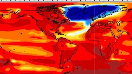 Atlantic ocean circulation