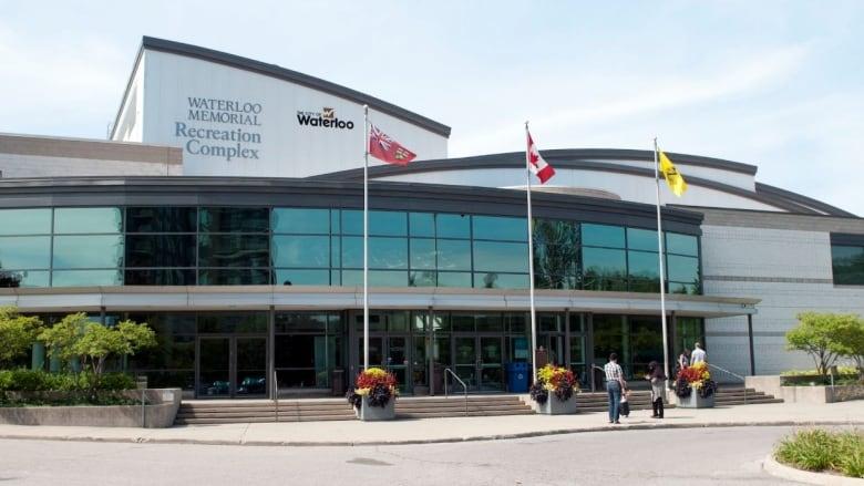 City Considering Expanding Waterloo Memorial Rec Complex Cbc News