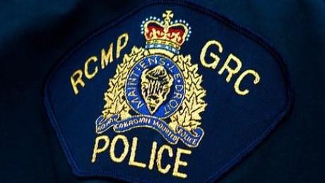 RCMP badge
