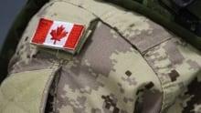 Canadian Forces patch