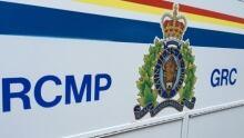 RCMP car door