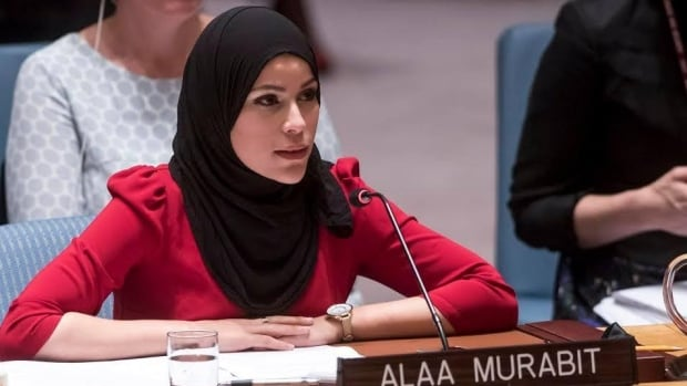 Saskatoon-born Dr. Alaa Murabit is s a UN High-Level Commissioner on Health Employment and Economic Growth and a UN Sustainable Development Goals Advocate.
