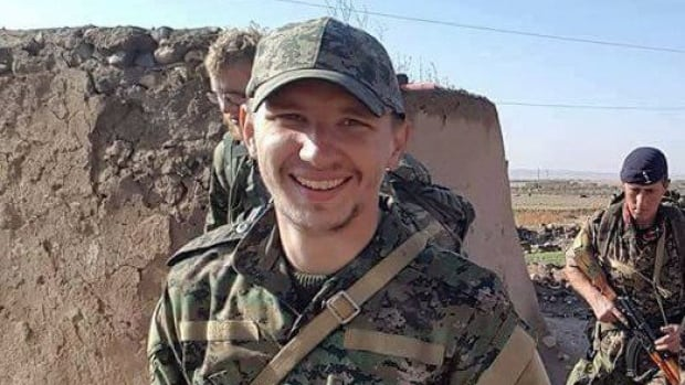 A soldier of conscience: Canadian veteran Dillon Hillier's book reveals he killed ISIL fighters in Iraq Islamic-state-canadian-killed-20170104