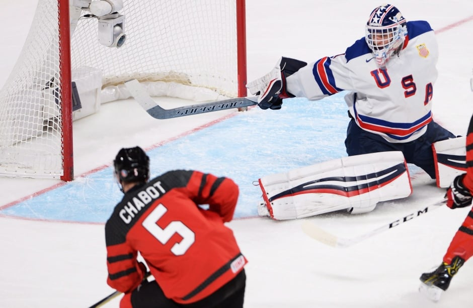 Canada's Thomas Chabot stands out at world junior hockey championship