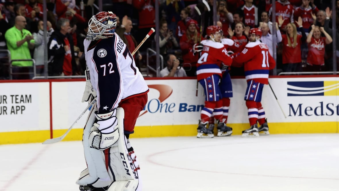 Blue Jackets' streak ends with a dud in D.C. - NHL on CBC Sports ...