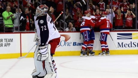 Blue Jackets' Streak Ends With A Dud In D.C. (video)