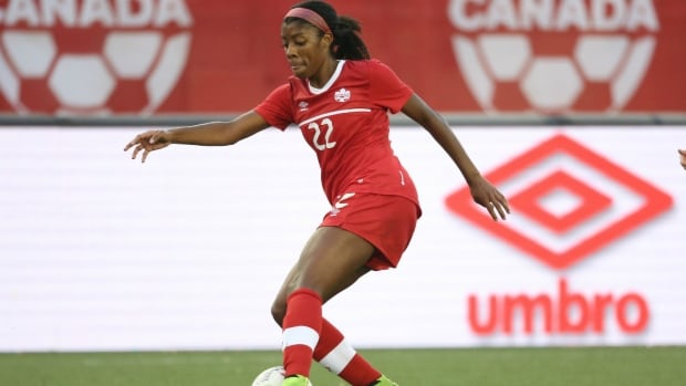 With plenty of time before the 2020 Olympics, Canadian soccer star Ashley Lawrence will continue to develop her game overseas.