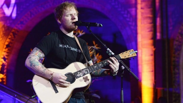 Ed Sheeran shares more new details of new album 'Divide'