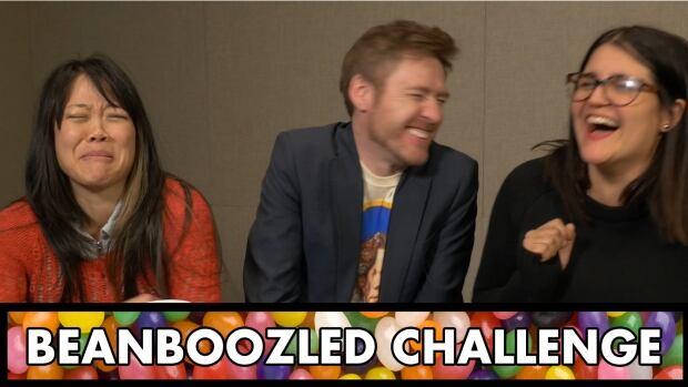 beanboozled challenge