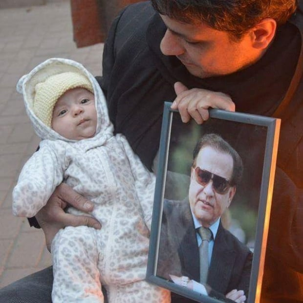 Shaan Taseer at vigil