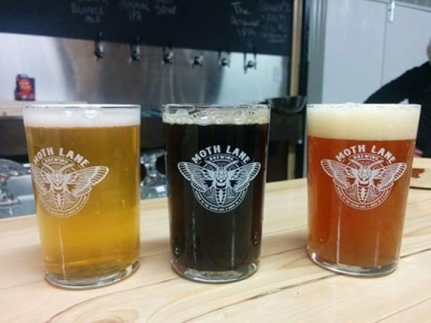 Moth Lane Beer