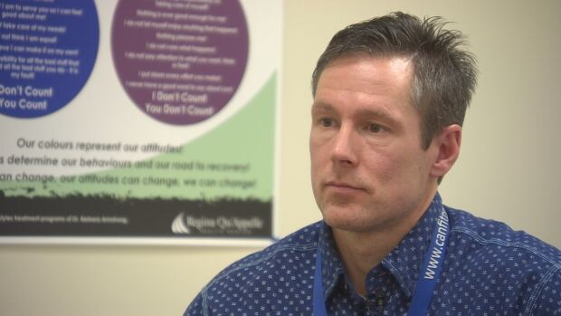 Troy Neiszner manages the detox centre for the Regina-Qu'Appelle Health Region and he says more people are coming into the detox centre seeking treatment for fentanyl use.