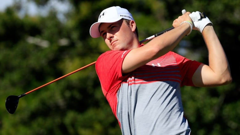 Jordan Spieth Left Frustrated After 2 Bad Holes Ruin A Good Day