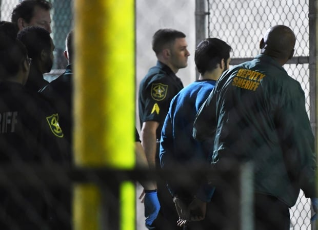 APTOPIX Airport Shooting Florida Suspect