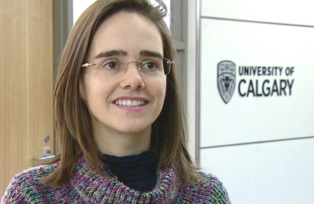 Luisa Felix Dalla Vecchia University of Calgary PhD student