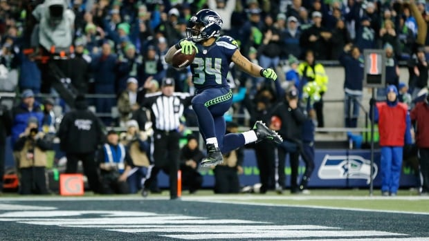 Thomas Rawls ran for 161 yards and a touchdown